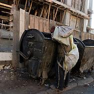Mongolia. Ulaanbaatar. homeless people in Ulaanbaatar.