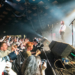 The View onstage 16/9/2016 at Glasgow's  Barrowland Ballroom