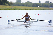 Race: 18  Event: Women's Single Sculls - Tier 2 - Final<br /> <br /> National Schools Regatta 2018<br /> Sunday<br /> <br /> To purchase this photo, or to see pricing information for Prints and Downloads, click the blue 'Add to Cart' button at the top-right of the page. The Metropolitan Regatta 2018 The Metropolitan Regatta 2018