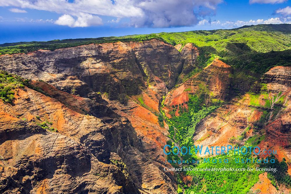 Waimea Canyon, Kauai, Hawaii, USA
