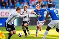 Fotball , 12 August , Eliteserien , Molde - Rosenborg , Vegard Eggen Hedenstad , Eirik Hestad<br /> <br />  , Foto: Marius Simensen, Digitalsport