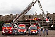 Belo Horizonte_MG, 01 de Marco de 2010...Vitoria CI - Revistas Choque Gestao...Sobrevoo bombeiros e PM...Foto: LEO DRUMOND / NITRO