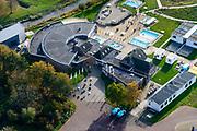 Nederland, Groningen, Gemeente De Marne, 04-11-2018; Zeehondencentrum Pieterburen, voorheen Zeehondencrèche Pieterburen (Zeehondencrèche Lenie 't Hart).<br /> Sealcentre Pieterburen.<br /> luchtfoto (toeslag op standaard tarieven);<br /> aerial photo (additional fee required);<br /> copyright © foto/photo Siebe Swart