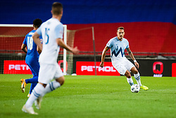 Jure Balkovec of Slovenia during football match between National Teams of Slovenia and Greece in UEFA Nations League 2020, on September 3, 2020 in SRC Stozice, Ljubljana, Slovenia. Photo by Grega Valancic / Sportida