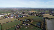 Aerial Photos of Dunleer Co Louth, 9-1-21 Dundalk, Cooley, view from Junction, 12, M1,