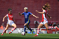 Football - 2021 / 2022 Women's Super League - Arsenal vs Chelsea - Emirates Stadium - Sunday 5th September 2021<br /> <br /> Chelsea FC Women's Ji So-Yun in action during this afternoon's game .<br /> <br /> COLORSPORT/Ashley Western
