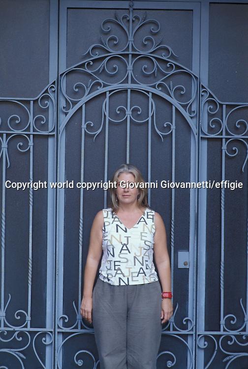Ana Tortajada<br />world copyright Giovanni Giovannetti/effigie / Writer Pictures<br /> <br /> NO ITALY, NO AGENCY SALES / Writer Pictures<br /> <br /> NO ITALY, NO AGENCY SALES