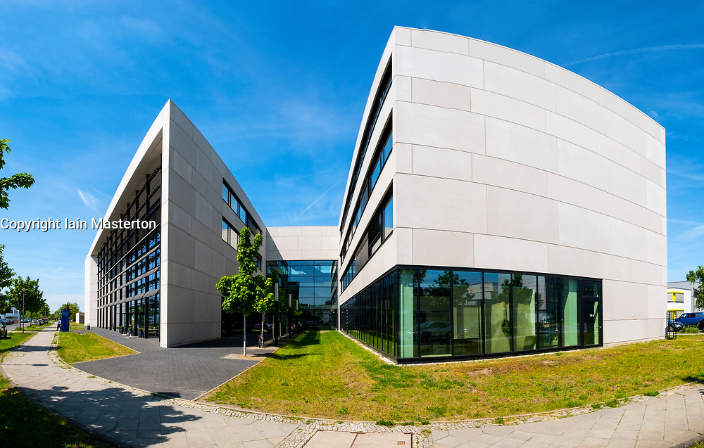 Centre for Photovoltaic and Renewable Energy  at the Science and Technology Park in Adlershof Berlin, Germany