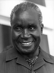 Dec. 21, 1976 - Kenneth David Kaunda, President of Zumbia (Credit Image: © Keystone Pictures USA/ZUMAPRESS.com)