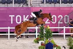 Alvarez Aznar Edouard, ESP, Legend, 334<br /> Olympic Games Tokyo 2021<br /> © Hippo Foto - Dirk Caremans<br /> 03/08/2021