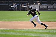 CHICAGO - MAY 22:  Juan PIerre #1 of the Chicago White Sox runs the bases against the Los Angeles Dodgers on May 22, 2011 at U.S. Cellular Field in Chicago, Illinois.  The White Sox defeated the Dodgers 8-3.  (Photo by Ron Vesely)  Subject:   Juan Pierre