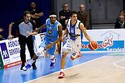 DESCRIZIONE : Capo dOrlando Lega A 2015-16 Betaland Orlandina Basket Vanoli Cremona<br /> GIOCATORE : Tommaso Laquintana<br /> CATEGORIA : Palleggio Contropiede<br /> SQUADRA : Betaland Orlandina Basket<br /> EVENTO : Campionato Lega A Beko 2015-2016 <br /> GARA : Betaland Orlandina Basket Vanoli Cremona<br /> DATA : 15/11/2015<br /> SPORT : Pallacanestro <br /> AUTORE : Agenzia Ciamillo-Castoria/G.Pappalardo<br /> Galleria : Lega Basket A Beko 2015-2016<br /> Fotonotizia : Capo dOrlando Lega A Beko 2015-16 Betaland Orlandina Basket Vanoli Cremona