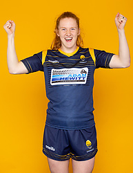 Paige Farries of Worcester Warriors Women - Mandatory by-line: Robbie Stephenson/JMP - 27/10/2020 - RUGBY - Sixways Stadium - Worcester, England - Worcester Warriors Women Headshots