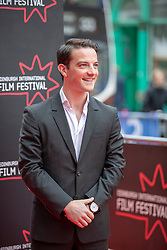 The Edinburgh International Film Festival Opening Night Premiere features the film Puzzle. Directed by Mark Turtletaub it stars Kelly Macdonald and Irrfan Khan. <br /> <br /> Pictured: Kevin Guthrie