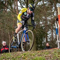 21-12-2019: Cycling : Waaslandcross Sint Niklaas: Tim Neffgen