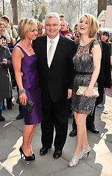 © under license to London News Pictures. 08/03/11.Eamonn Holmes Red carpet arrivals for the 2011 TRIC (The Television & Radio Industries Club) Awards at Grosvenor House Hotel  London . Photo credit should read ALAN ROXBOROUGH/LNP