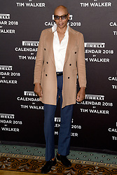 RuPaul attends the photocell for The Pirelli 2018 Calendar by Tim Walker Launch Press Conference at the Pierre Hotel in New York, NY, on November 10, 2017. (Photo by Anthony Behar/Sipa USA)