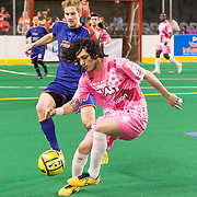 The Baltimore Blast defeat the Harrisburg Heat 25-5 in the regular season home finale