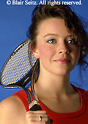 Outdoor recreation, tennis, Tennis, Friendly Competition, Young Woman Tennis Portrait