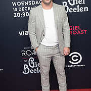 NLD/Amsterdam/20171207 - inloop The Roast of Giel Beelen, Jay Jay Boske