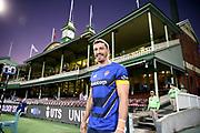 Waratah captain Jake Gordon. NSW Waratahs v ACT Brumbies. 2021 Super Rugby AU Round 7 Match. Played at Sydney Cricket Ground on Friday 2 April 2021. Photo Clay Cross / photosport.nz