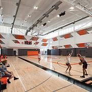 RGA- Roseville High School Aux Gym