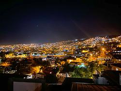 Night In Valparaiso
