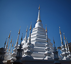 Temples,  Chiang Mai, Thailand