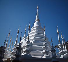 Temples,  Chiang Mai, Thailand