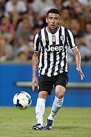 Marcelo Isla (Juventus)<br /> Milan vs Juventus<br /> Trofeo Tim<br /> Triangolare di calcio Milan - Juventus - Sassuolo<br /> 23/07/2013 Reggio Emilia, stadio Mapei - Citta del Tricolore.<br /> Football 2013<br /> Foto Antonietta Baldassarre / Insidefoto