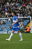 Tommy Rowe. Stockport County FC 1-2 Colchester United FC. Coca-Cola League 1. 18.8.08