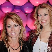 NLD/Amsterdam/20120330 - Emma Raising Fund Night, Marion Pauw en Susan Smit