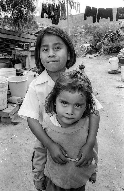 Canica the Mexican charity's 'Street Children Support Centre' which provides much needed education and specialized services (nutrition, health, recreation and economic assistance) to children who work on the streets as well as children who live in the streets. 1996.