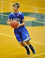 Midview at Elyria Catholic boys varsity basketball on December 13, 2011 in Elyria.