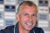 Photo: Daniel Hambury.<br />West Ham United Media Day. 10/08/2006.<br />Alan Pardew meets the media.