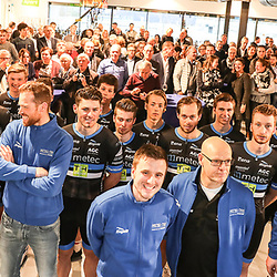 03-02-2017: Wielrennen: Teampresentatie Metec: Arnhem<br /> ARNHEM (NED) wielrennen
