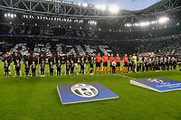 Teams Line Ups Formazioni <br /> Torino 09-05-2017 Juventus Stadium Football Calcio Champions League 2016/2017 semifinal Juventus - Monaco . Foto Filippo Alfero Insidefoto