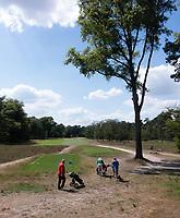 Valkenswaard  - hole 14,  Eindhovensche Golf Club.   COPYRIGHT KOEN SUYK