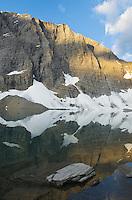 Floe Lake along the Rockwall Trail, Kootenay National Park British Columbia Canada