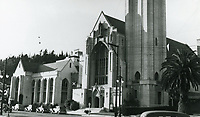 1938 First Methodist Church on Franklin Ave. at Highland Ave.