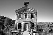 Bannack Ghosttown, Montana.
