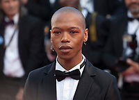 Nakhane Toure at the Ash Is The Purest White (Jiang Hu Er Nv) gala screening at the 71st Cannes Film Festival, Friday 11th May 2018, Cannes, France. Photo credit: Doreen Kennedy