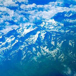 Alpes (paisagem) fotografado em Frankfurt, Alemanha -  Europa. Registro feito em 2009.<br /> <br /> <br /> <br /> ENGLISH: Alps photographed in Frankfurt, Germany - Europe. Picture made in 2009.