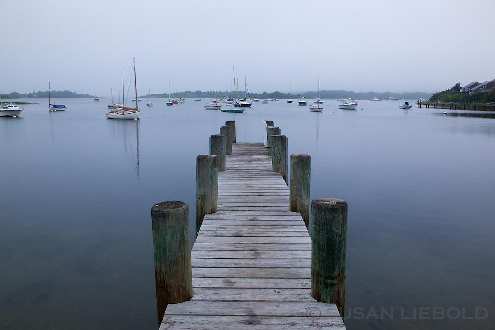 A pier in northeastern United States.