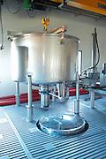 fermentation tanks quinta do seixo sandeman douro portugal