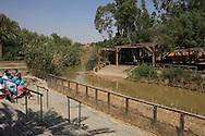 Jordan River Baptismal site<br /> Photo by Dennis Brack