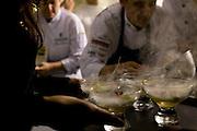 Brumadinho_MG, Brasil...Cozinheiros cozinhando no Festival Gastronomico Sabor e Saber...Cookers cooking in the Gastronomy Festival Sabor e Saber. ..Foto: BRUNO MAGALHAES / NITRO