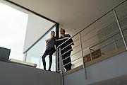 Brussels, Belgium, Sept 06, 2010, Commercial brochure Thornsett group, Penthouse collection. PHOTO © Christophe Vander Eecken