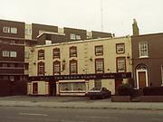 The Hogan Stand North Circular Rd Dublin pub December 1983