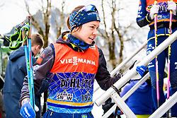 January 2, 2018 - Oberstdorf, GERMANY - 180102 Emma WikŽn of Sweden ahead of a training session during Tour de Ski on January 2, 2018 in Oberstdorf..Photo: Jon Olav Nesvold / BILDBYRN / kod JE / 160117 (Credit Image: © Jon Olav Nesvold/Bildbyran via ZUMA Wire)